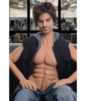 Asher Adult Fantasy Doll
