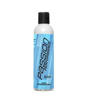 Passion Performance Anal Desensitizing Lube- 8.25 oz
